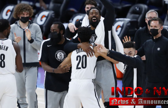 Brooklyn Nets score 147 to Establish franchise record for points in Law game