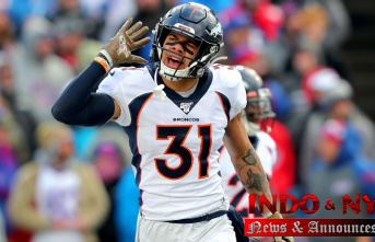 Denver Broncos, Security Justin Simmons Attain four-year, $61 million deal, sources say