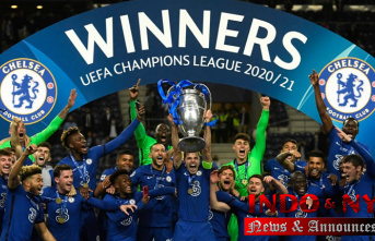 Kings of Europe: Chelsea Defeats City to Acquire Champions League