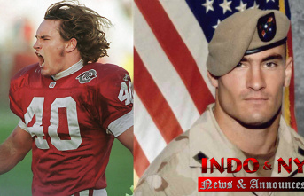 Petition Requires NFL to retire Pat Tillman's No. 40 jersey