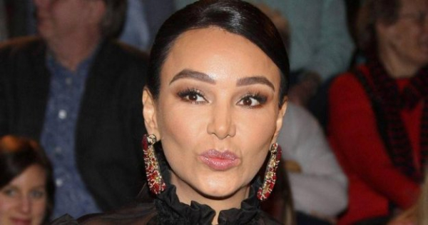 Verona Pooth Topless: So you rarely see them News