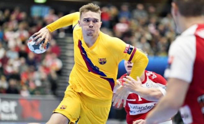 Andersson switch to German handball: Big step forward