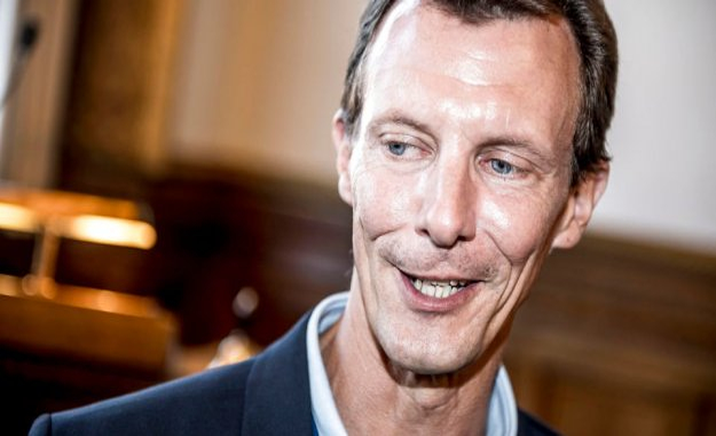Annette Heick: Unjust criticism of prince Joachim