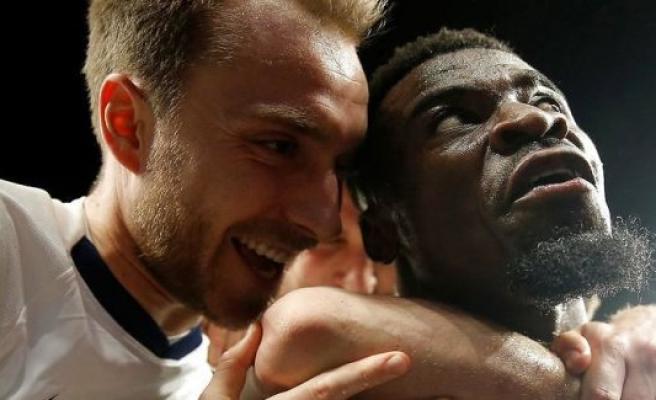 Eriksen shifted into game Tottenham-comeback!