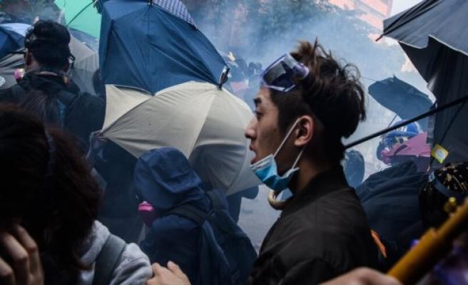 Eye-witness report from Hong Kong: the universities as battlegrounds