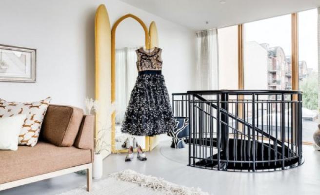 Goodbye to bloggerhjemmet: RockPaperDresses puts home for sale