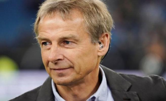 Hertha Berlin pulls Klinsmann back on trænerbænken
