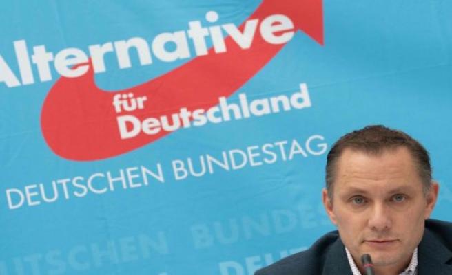 Kompromiskandidat is the new president of the German højreparti