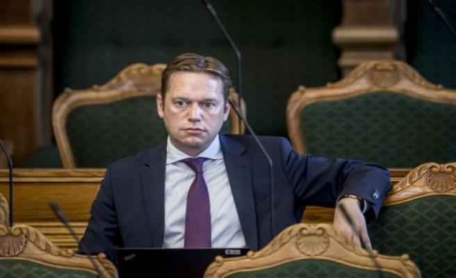 Lokalformand in Guldborgsund is shocked by Knuths switch