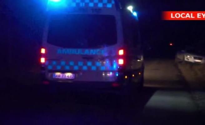 Man found dead in the return tuk tuk