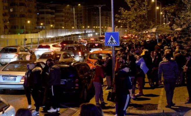 Massive earthquake hits Albania: at Least three dead