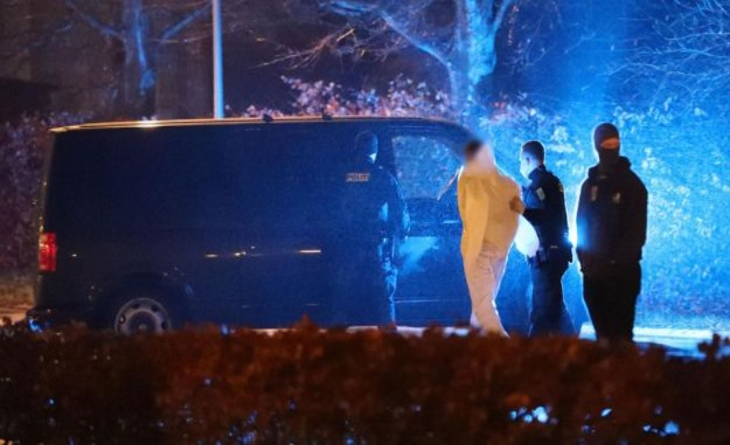 Media: Arrested planned robbery against pengestransport