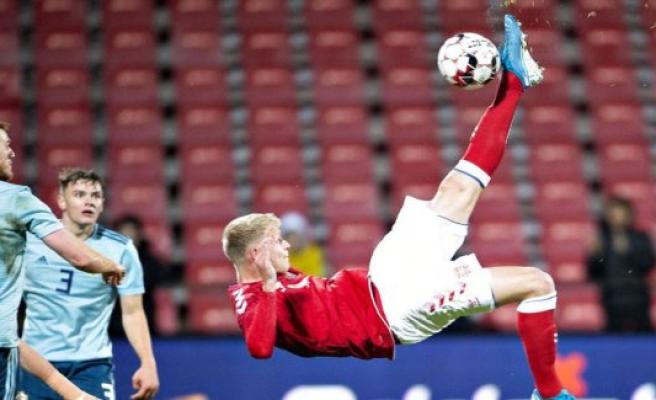 Provides landsholdsstjerner rear: Stortalent is the most scoring striker