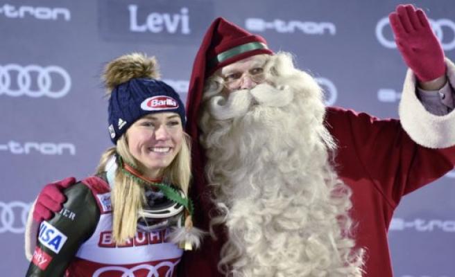 Skifænomenet Shiffrin beats the Stenmarks slalomrekord