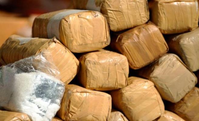 Spanish police in rekordfangst: Seize 631 pound of methamphetamine