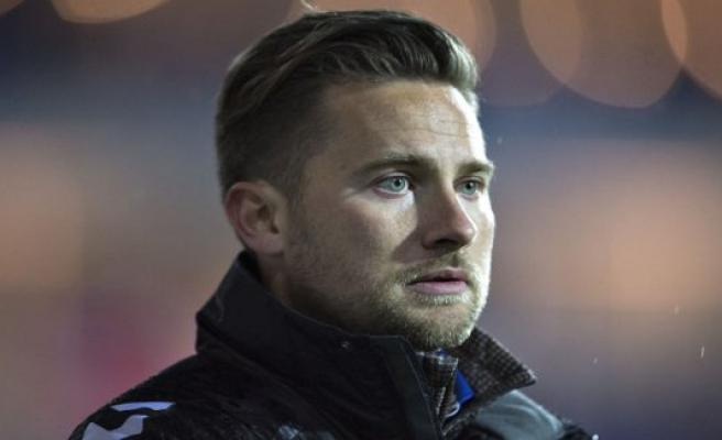 The boss can not confirm Bernio Verhagen-break