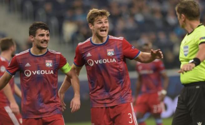 Zenit makes life miserable for danskerklub in the Champions League