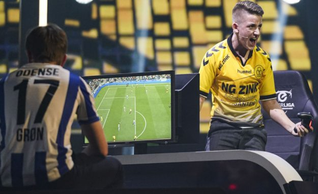AC Horsens beats FC Copenhagen, and winner eSuperligaen