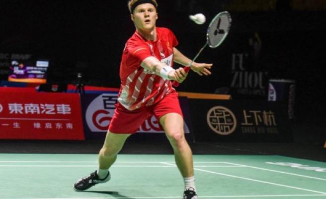 Antonsen gets the swipe of verdensetter in sæsonfinalen