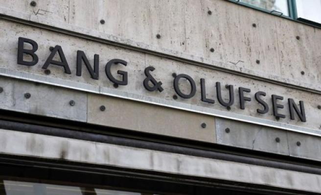 Bang & Olufsen loses 277 million. kr. in market value