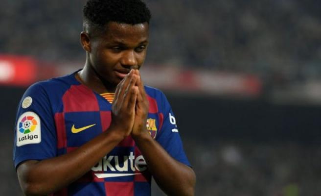 Barcelona provides super talent frikøbsklausul on a billion