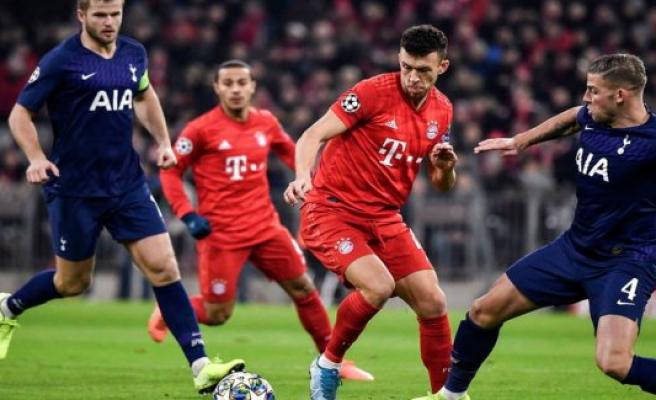 Bayern win 3-1 over Tottenham and Eriksen
