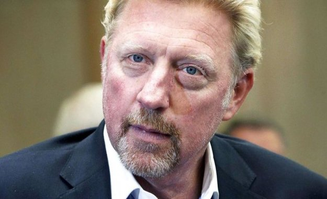 Boris Becker raging over the tv host: 'Gone over the limit'