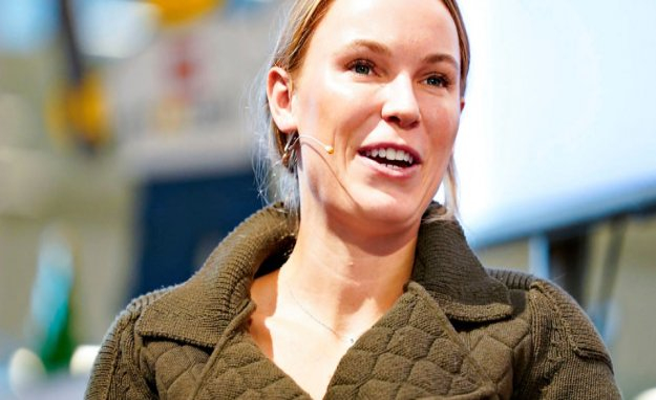 Brandingekspert: 'She future job opportunities are endless'