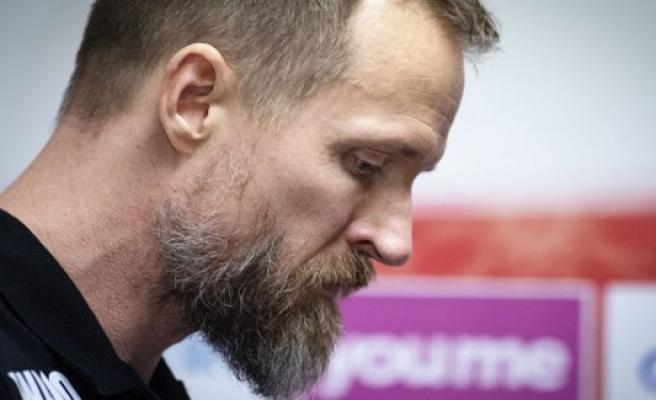 Crushed Klavs Bruun rejects talk of its jobfremtid