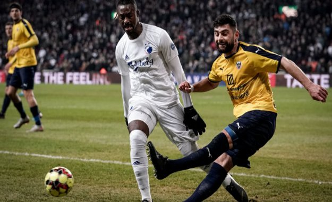 Dame N'Doye start inside against Brøndby after european rest