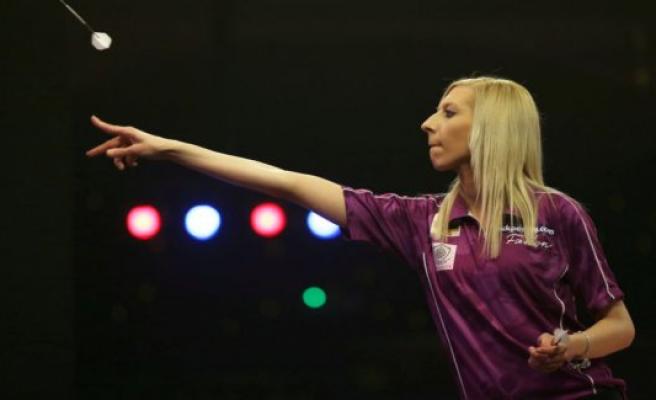 Dartkvinde takes aim at the WORLD-throne for a new sensation
