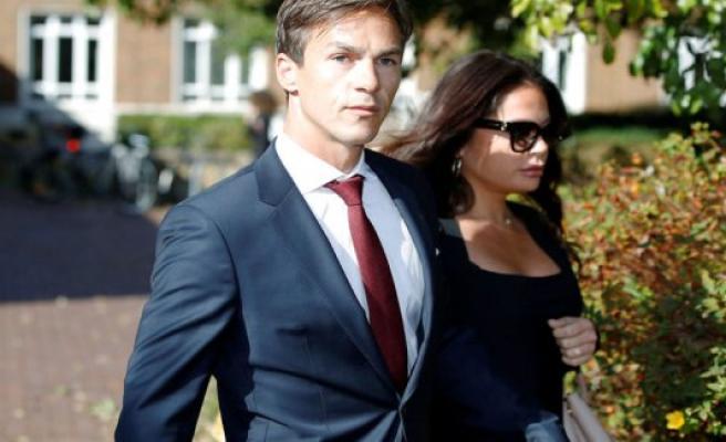 Declare innocent: Lawsuit waiting Olesen next year