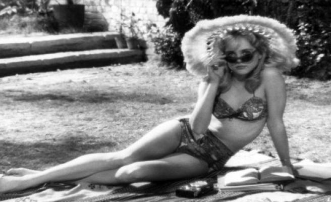 Dies Sue Lyon, Lolita in Stanley Kubrick