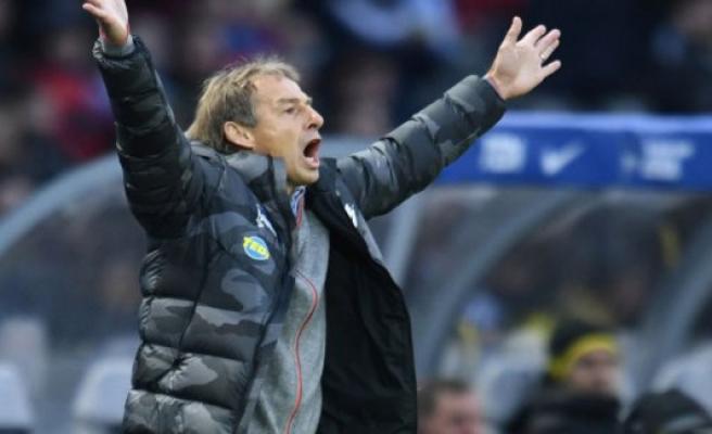 Dortmund than interrupting Jürgen Klinsmanns comeback