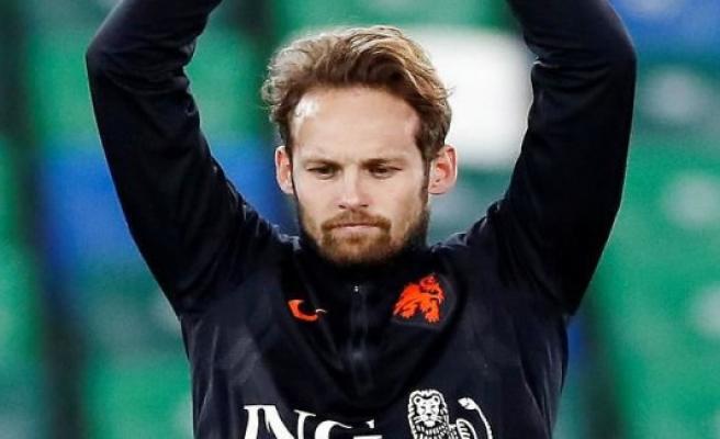 Dutch football star acute surgery in the heart