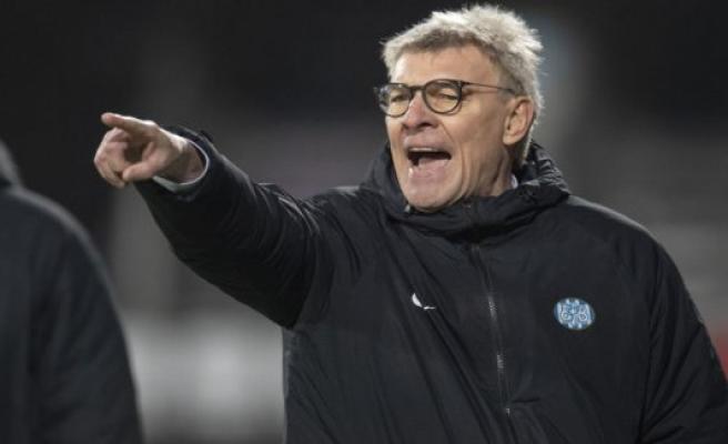 Esbjerg-coach sacrifice the captain: I need more speed