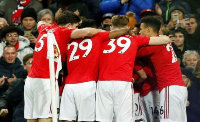Follow the Premier League here: Skæbnemøde - United dominate the total
