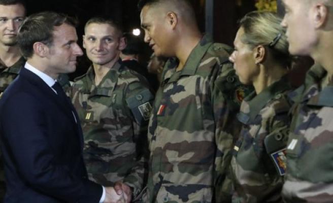 French militærdroner neutralizes seven terrorists in Mali