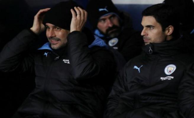 Guardiola has big expectations for Arteta in the Arsenal