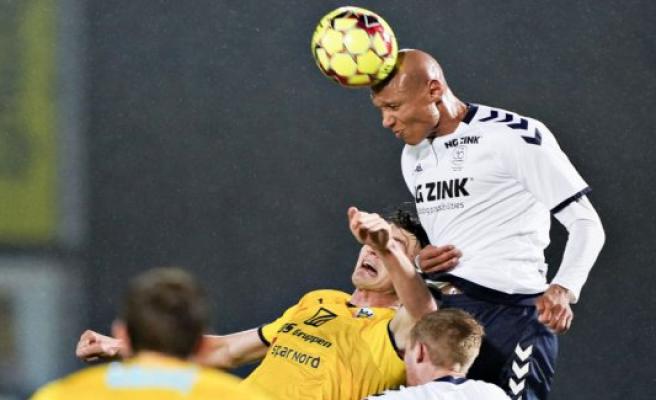 Hobro and Horsens shares in defensive langgaber