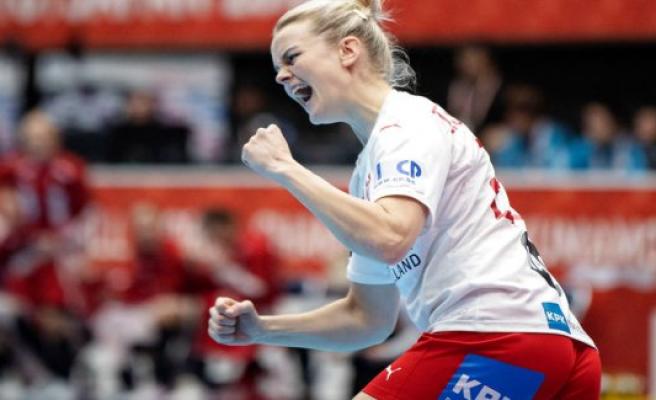 Ice cold Danish winner reveals: Why I did it