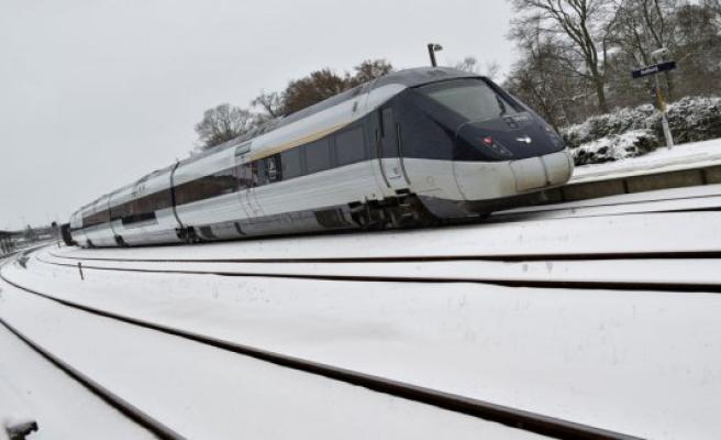 Juletrafikken spread over several days