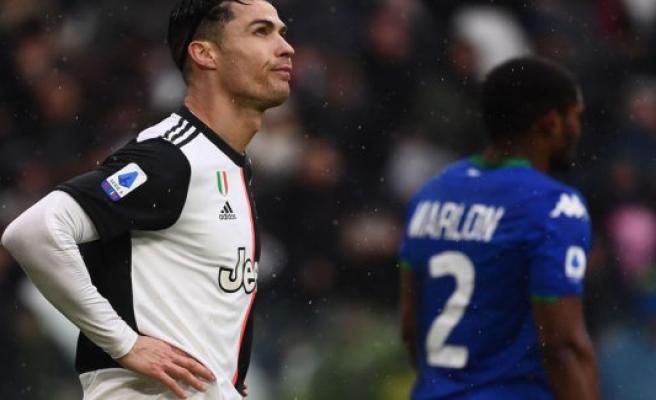 Juventus lose points despite Ronaldo straffescoring