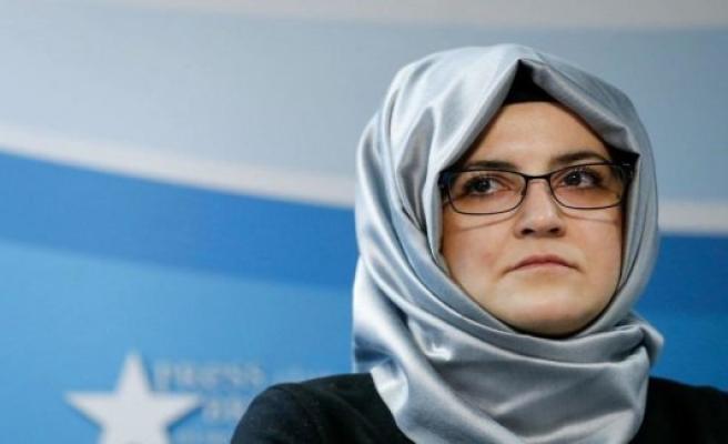 Khashoggis fiance on the death penalty: 'It is unacceptable'