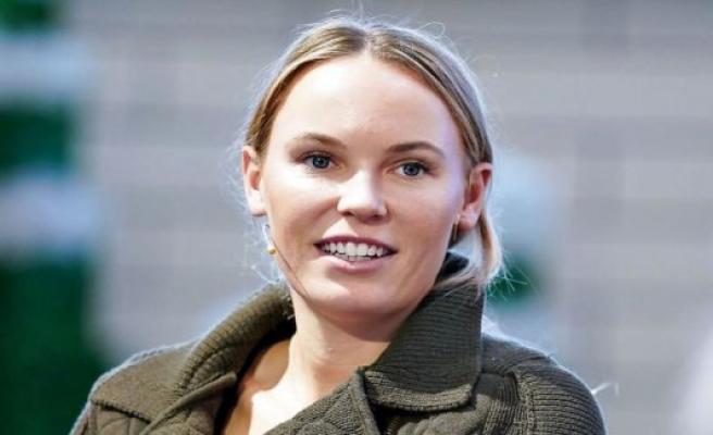 Landsholdsstjerner shelves Wozniacki: 'It really must have been hard for her'