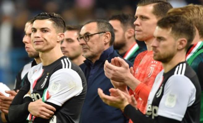 Lazio heroes hailed from broken Ronaldo-shoal