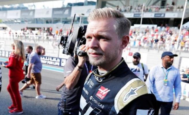 Magnussen was extra in the Hamilton triumph