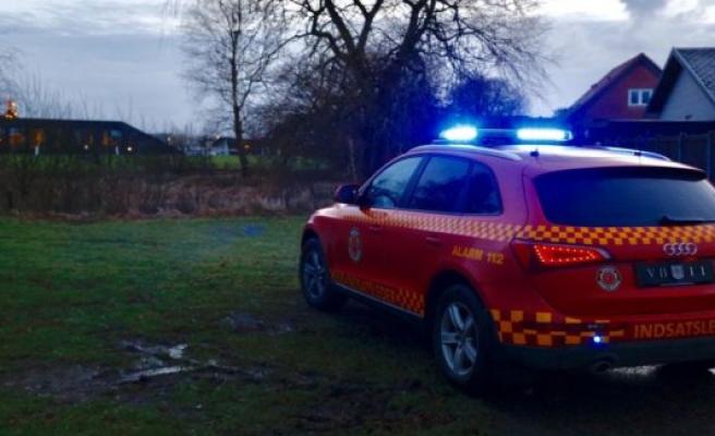 Man found lifeless in pools of Viborg