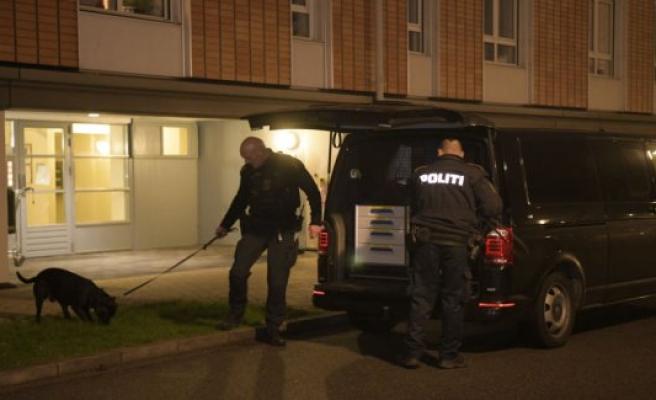Man jailed anyway after antiterroraktion