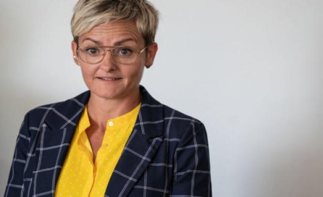 Minister closes talentenhed to get the general skoleløft